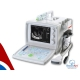 Portable B/W Vet Ultrasound Scanner 907