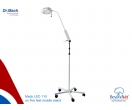 Mach LED 115 on five feet mobile stand