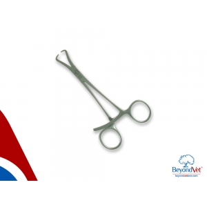 """Pointed reduction forceps 5,5""""/13cm"""