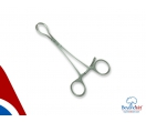 Twin point fragment forceps 7""