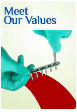BeyondVetStore.com Our Values